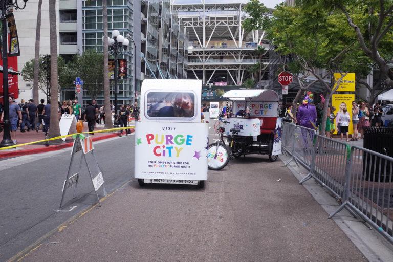 Pedicab san diego